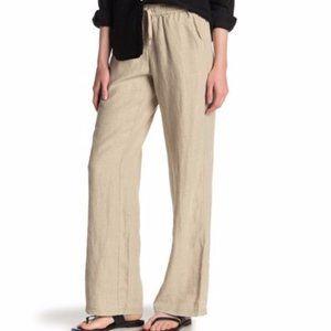 NWT Tommy Bahama Natural Linen Pants M